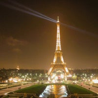 Photo taken at Night Paris by Miss . on 6/27/2013
