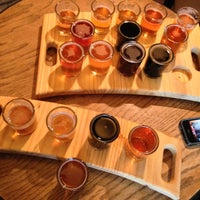 Photo taken at Jack Russell Brewing Co. by Samuel C. on 12/22/2012