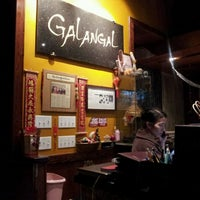 Photo taken at Galangal by Alice Y. on 10/29/2012