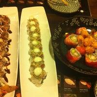 Foto scattata a Sushi Hanabi da Maria B. il 1/23/2013