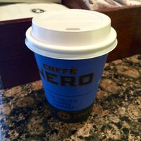 Photo taken at Caffè Nero by Frank R. on 3/21/2016