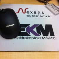 Photo taken at Nexans Autoelectric INC. by Julio B. on 12/19/2012