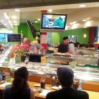 Photo taken at Kura Sushi by Ryan R. on 1/6/2013