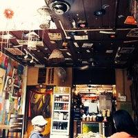 Photo taken at Calanthe Art Cafe by gideon c. on 1/14/2014