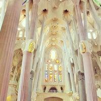 Foto tomada en Templo Expiatorio de la Sagrada Familia por Josh™ ↙ el 7/1/2013