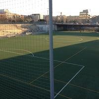 Photo taken at Estadio BasketBall C.P. Roser by Josh™ ↙ on 2/4/2013