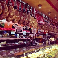 Photo taken at Museo del Jamón by Josh™ ↙ on 3/21/2013
