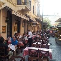 Photo taken at Thanasis by Yiannis O. on 9/8/2013