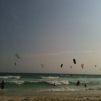 Photo taken at K08 Kite Surf Club by Thaise T. on 12/31/2012