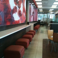 Photo taken at Wendy's by Annie Marie I. on 11/12/2012