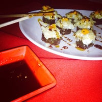 Photo taken at SushiDan by Madiana S. on 3/9/2014