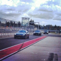 Photo taken at Moscow Raceway by Mariya P. on 7/25/2013