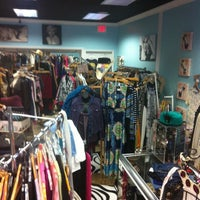 Photo taken at Material Girl 2 Boutique by My Coupon D. on 1/9/2014