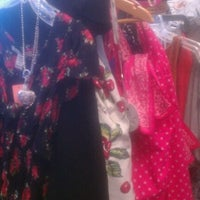 Photo taken at Material Girl 2 Boutique by My Coupon D. on 10/29/2012