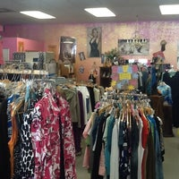 Photo taken at Material Girl 2 Boutique by My Coupon D. on 4/10/2013
