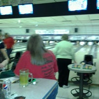 Photo taken at Pla-Mor Lanes by Amy D. on 2/27/2013