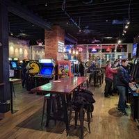 Photo taken at 16-Bit Bar+Arcade by Chad K. on 1/24/2017