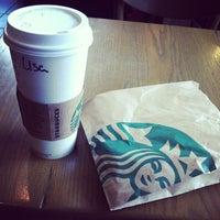 Photo taken at Starbucks by Lisa E. on 1/23/2013