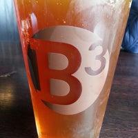 Photo taken at B3 Breakfast & Burger Bar by Sam S. on 4/9/2014