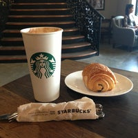 Photo taken at Starbucks Coffee @ New World Hotel by Saša M. on 2/7/2013