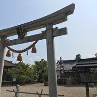 8/16/2016にDandy W.が入鹿神社で撮った写真