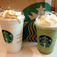 Photo taken at Starbucks by Waraporn on 2/19/2013