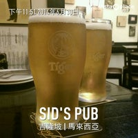 Photo taken at Sid's Pub by Wendy T. on 6/30/2014