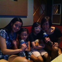 Photo taken at Karaoke PIK Keluarga by Lynel H. on 11/10/2012