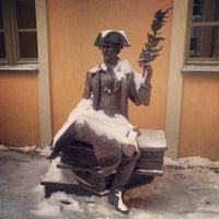 Photo taken at Музей истории города Минска by Irishka on 12/19/2012