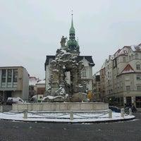 Photo taken at Zelný trh by Jan V. on 1/22/2013