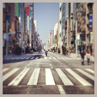Photo taken at Ginza by DJken on 5/6/2013