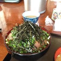 Photo taken at 魚料理のじま by Tetsuhiro Y. on 5/1/2013