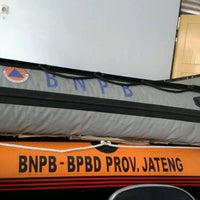 Photo taken at Badan Penanggulangan Bencana Daerah (BPBD) Kab. Purworejo by Gunarto P. on 7/29/2013