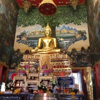 Photo taken at Wat Rai King (Wat Mongkhon Chindaram) by NaMWhaN S. on 6/24/2013