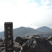 Photo taken at 茶臼岳 by henry1979 on 10/24/2015