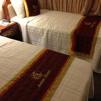 Photo taken at Asian Hotel Ho Chi Minh City by Masashi S. on 1/19/2013