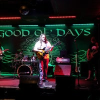 Photo taken at Good ol' Days Bar and Grill by Fernando S. on 6/22/2017