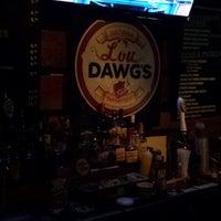 Photo taken at Lou Dawg's B-B-Q! by steve m. on 6/26/2013
