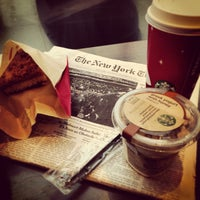 Photo taken at Starbucks by Кирилл С. on 12/29/2012