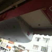 Photo taken at Novo Roza Hotel by Dênis L. on 11/9/2012