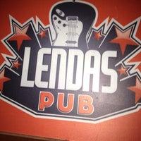 Photo taken at Lendas Pub by Olga P. on 9/23/2012