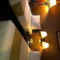 Photo taken at Hotel Gajahmada Graha by rizka t. on 12/27/2012