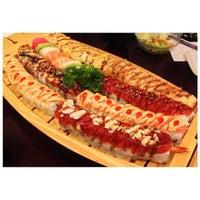 Photo taken at Sushi Ya by Lattasit L. on 10/13/2013