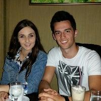 Photo taken at Caffè Bar Tema by Bernad B. on 7/28/2014