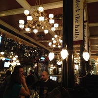 Photo taken at The Bard and Banker by Vivian L. on 12/22/2012