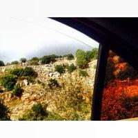Photo taken at Chbaniyye by Mariam A. on 10/19/2013