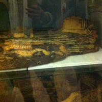 Photo taken at Petrie Museum of Egyptian Archaeology by Natalie M. on 4/9/2014