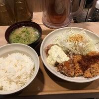 Photo taken at Sガスト 神田駅東口店 by Hiraku on 3/21/2016