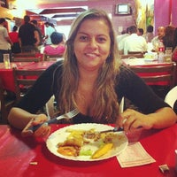 Photo taken at Churrascaria Garota De Iracema by Marcelo Bento on 4/4/2013