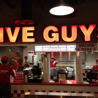 Photo taken at Five Guys by Dion H. on 6/5/2013